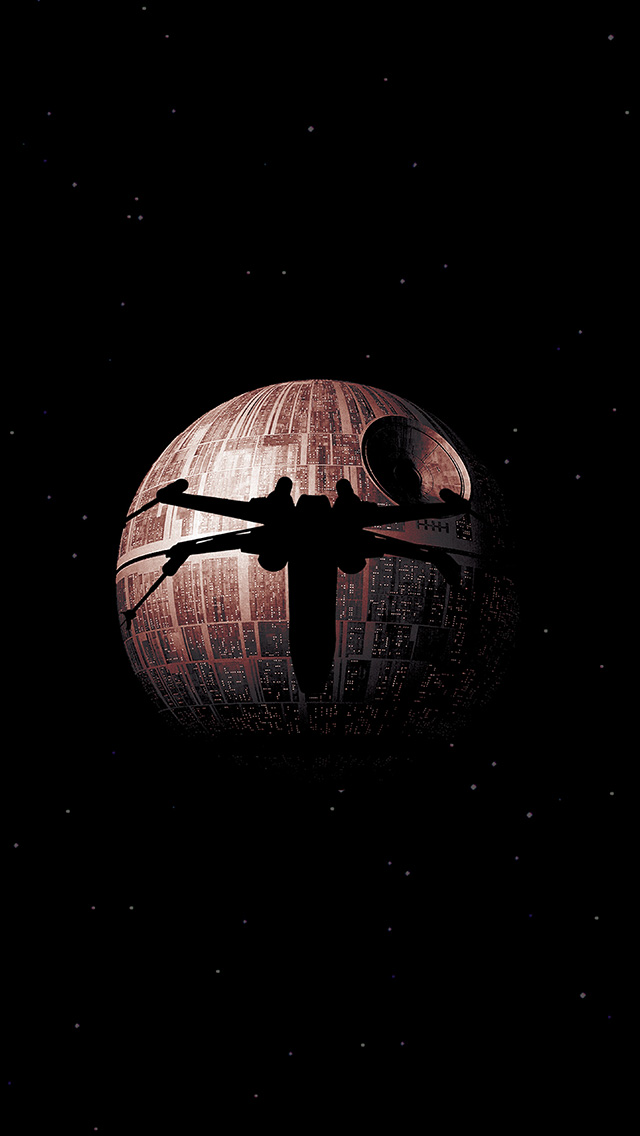 freeios8.com-iphone-4-5-6-plus-ipad-ios8-ax06-rogue-one-dark-space-starwars-poster-illustration-art