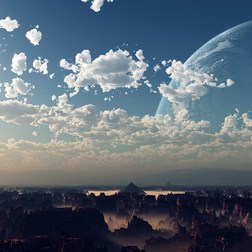 wallpaper-ax12-sky-space-blue-illustration-art-wallpaper