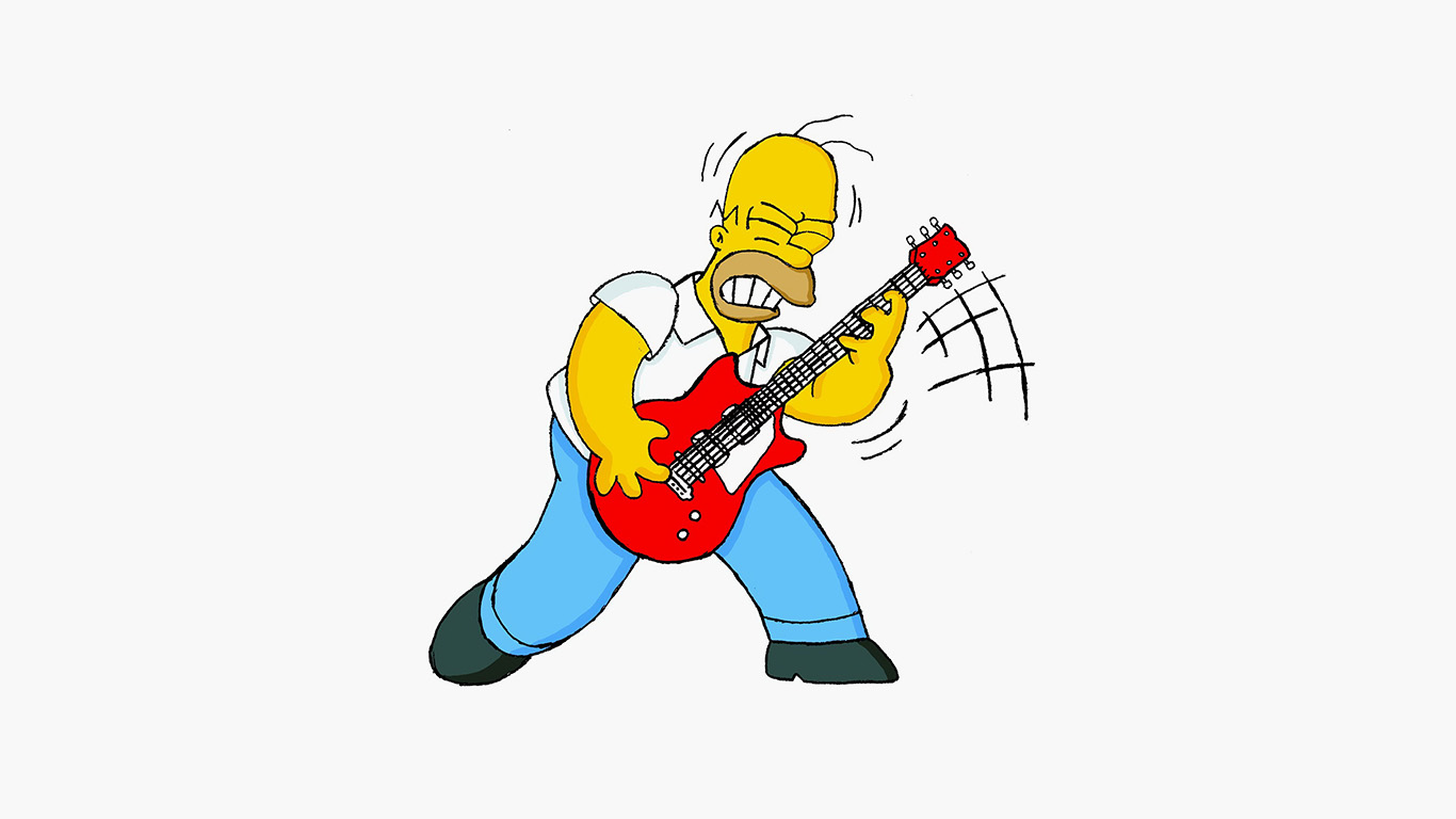 desktop-wallpaper-laptop-mac-macbook-air-ax19-homer-simpson-music-white-illustration-art-wallpaper