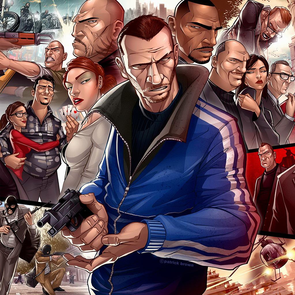 game illustration