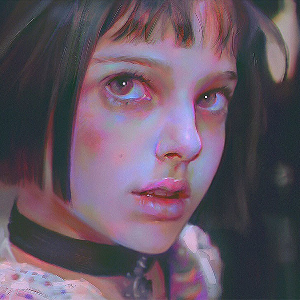 iPapers.co-Apple-iPhone-iPad-Macbook-iMac-wallpaper-ax50-matilda-leon-paint-illustration-art-yanjun-cheng-wallpaper