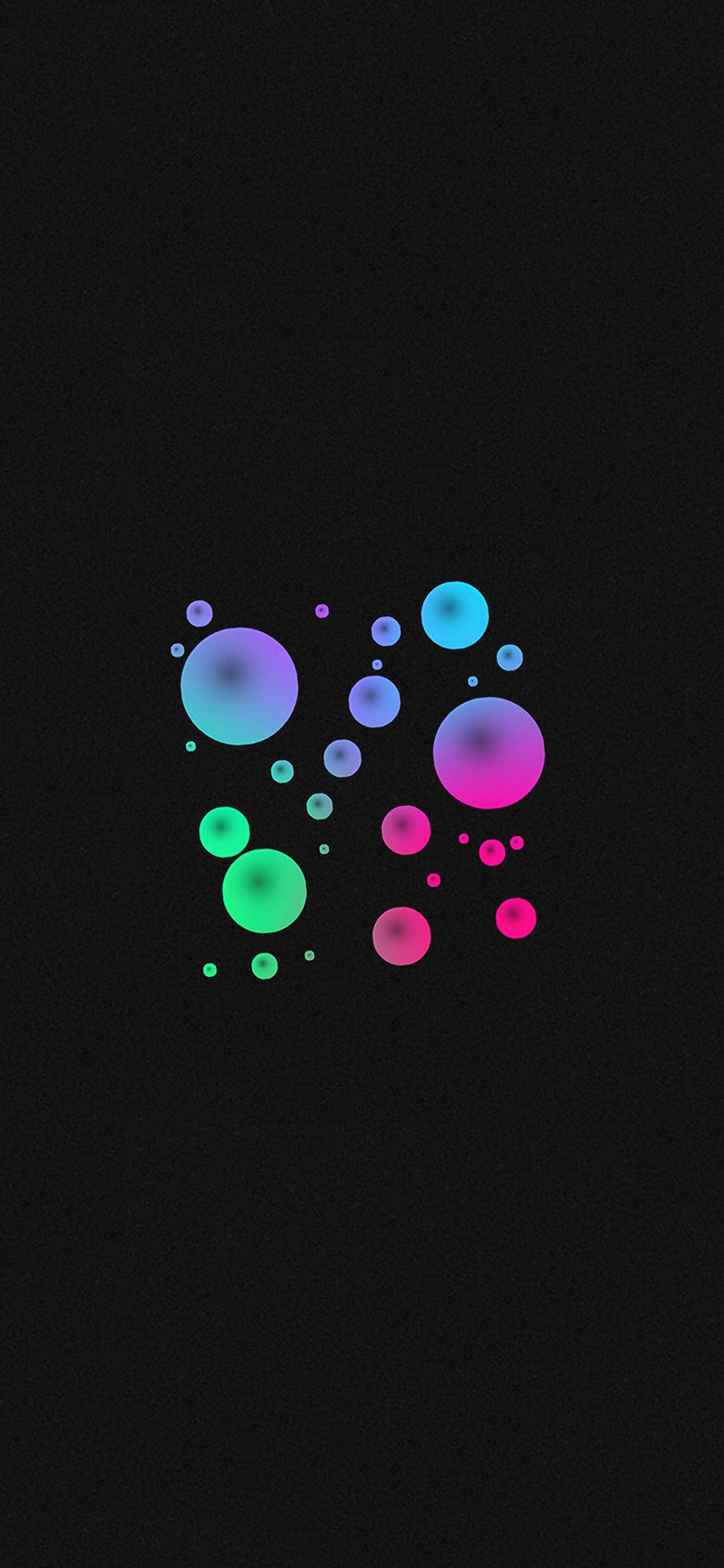 iPhoneXpapers.com-Apple-iPhone-wallpaper-ax92-color-is-my-drug-dots-dark-illustration-art