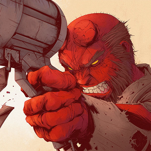 iPapers.co-Apple-iPhone-iPad-Macbook-iMac-wallpaper-ax99-tonton-revolver-hellboy-red-illustration-art-wallpaper