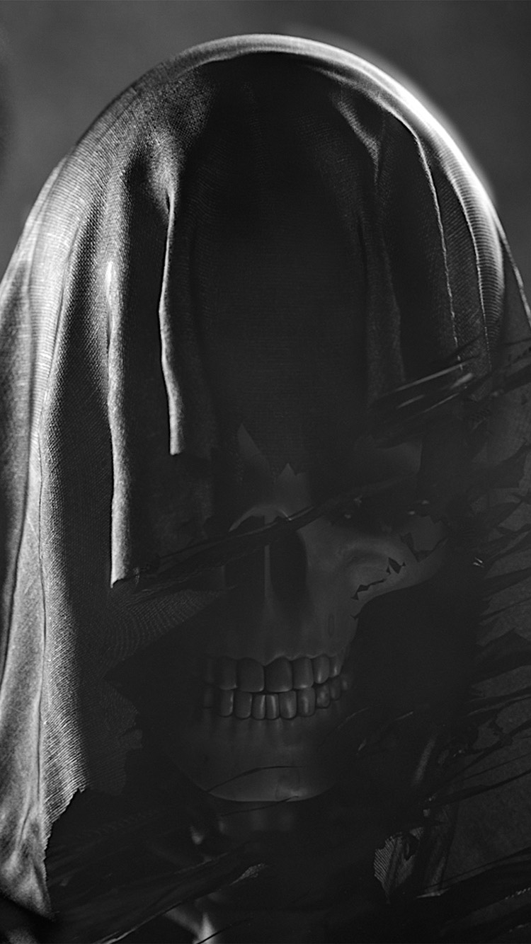 iPhonepapers.com-Apple-iPhone-wallpaper-ay08-dark-skull-deadman-illustration-art-bw-dark