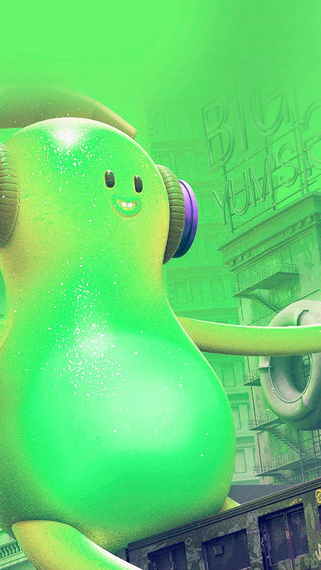 freeios8.com-iphone-4-5-6-plus-ipad-ios8-ay21-monster-green-cute-illustration-art