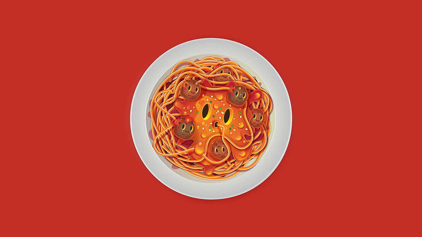 desktop-wallpaper-laptop-mac-macbook-air-ay22-pasta-red-chracter-cute-illustration-art-wallpaper