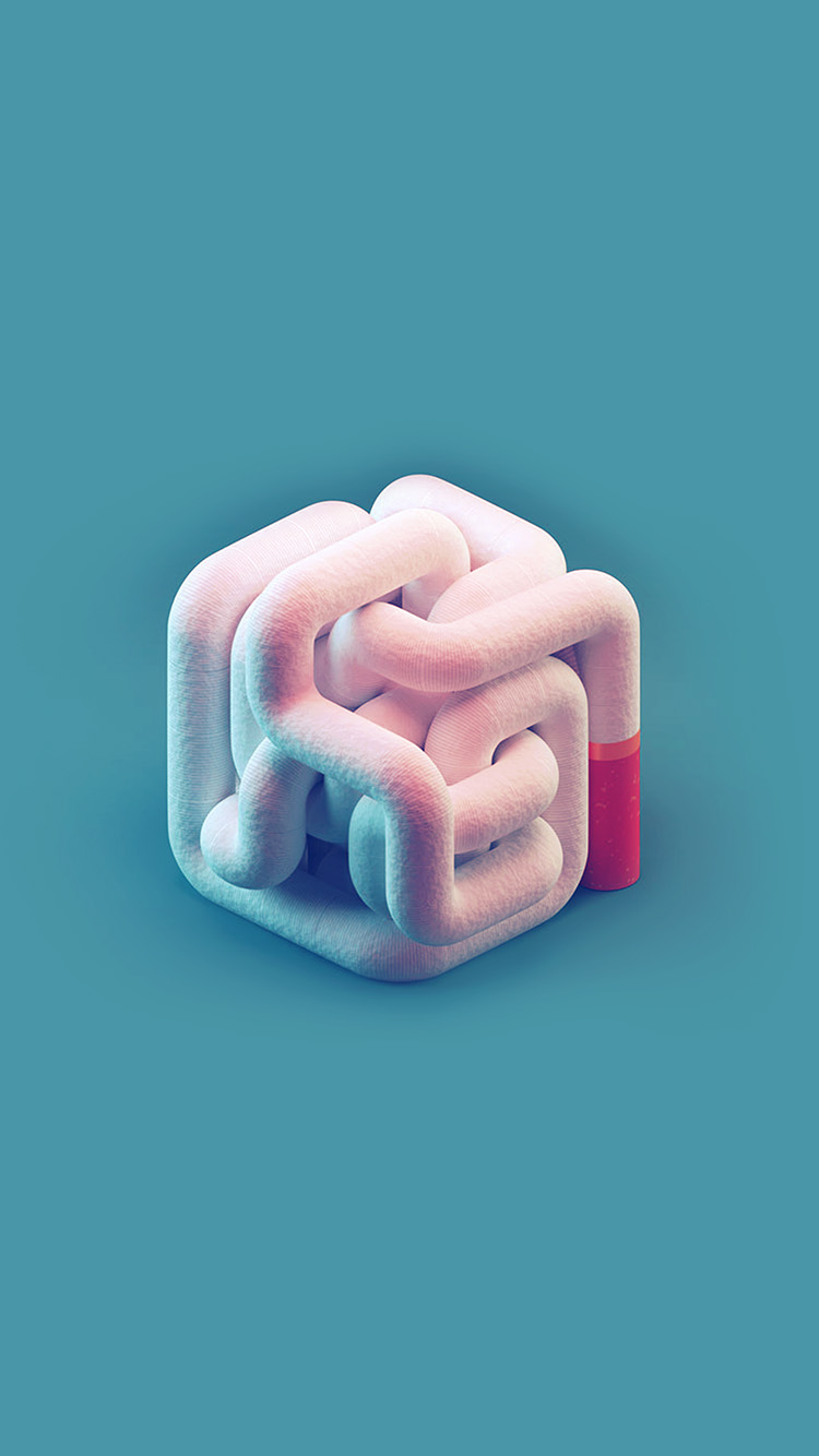 iPhone7papers.com-Apple-iPhone7-iphone7plus-wallpaper-ay30-cigarette-smoke-minimal-blue-pink-illustration-art
