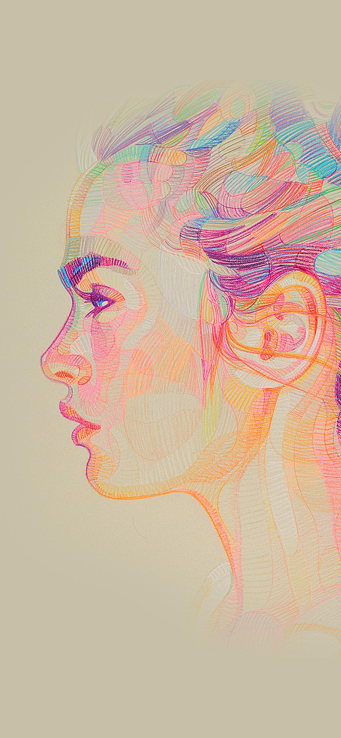 iPhoneXpapers.com-Apple-iPhone-wallpaper-ay31-face-colorpen-minimal-illustration-art