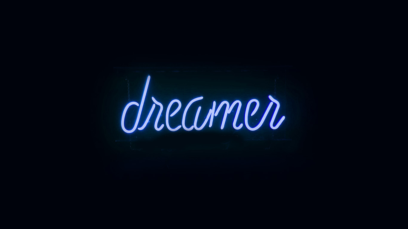 desktop-wallpaper-laptop-mac-macbook-air-ay57-dreamers-neon-sign-dark-illustration-art-blue-wallpaper