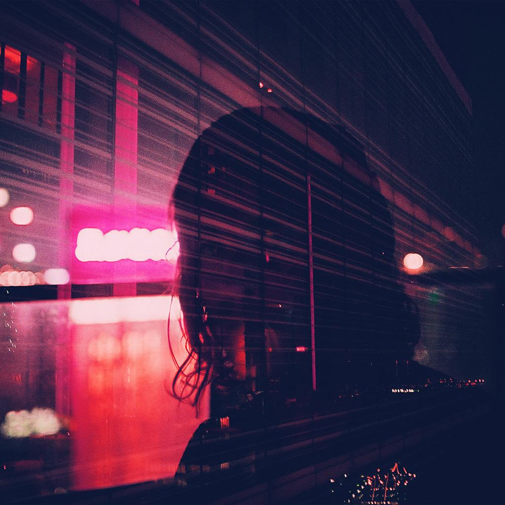 android-wallpaper-ay63-night-light-face-neon-dark-illustration-art-blue-wallpaper