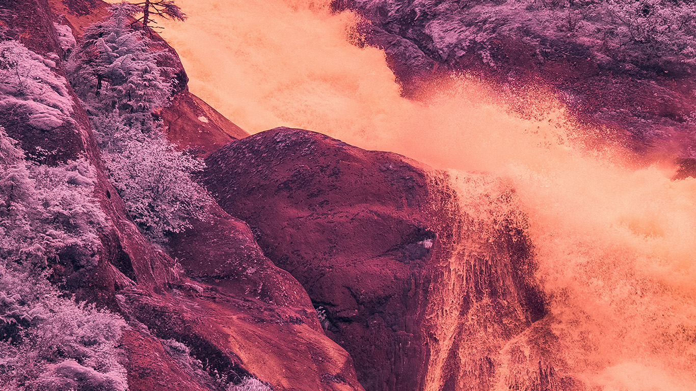 desktop-wallpaper-laptop-mac-macbook-air-ay75-red-mountain-river-photoshop-illustration-art-wallpaper