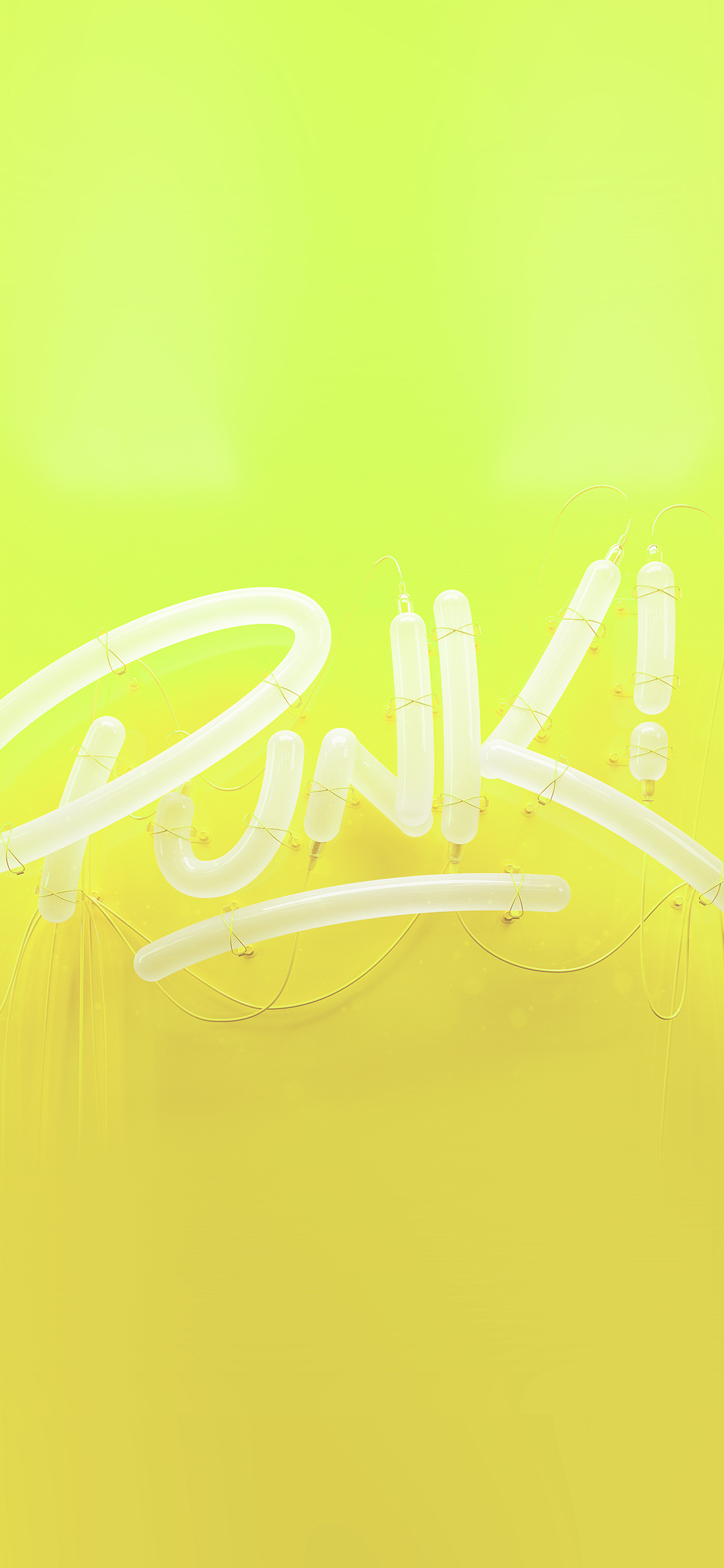 iPhonexpapers.com-Apple-iPhone-wallpaper-ay79-punk-neon-sign-art-minimal-illustration-art-yellow
