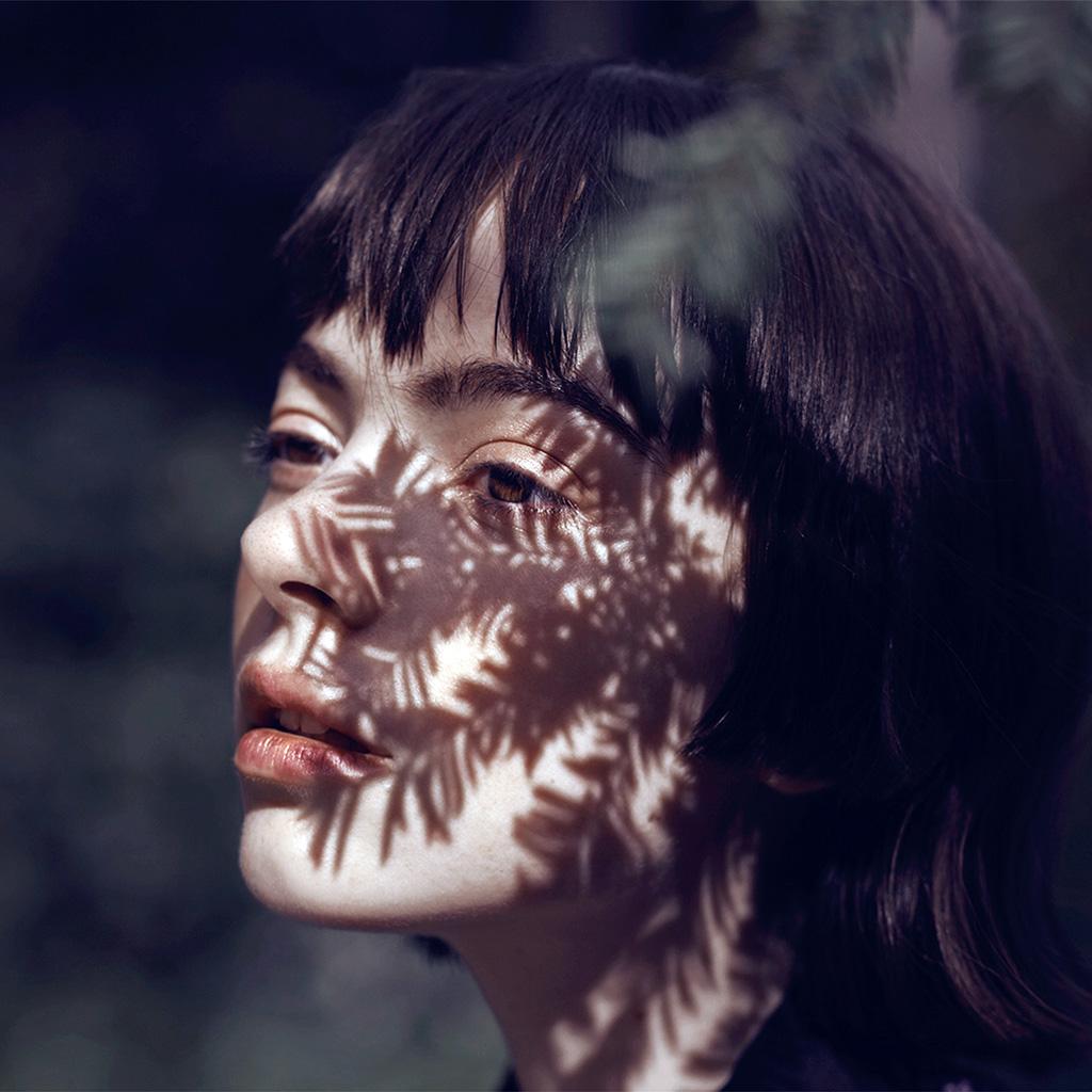 android-wallpaper-ay93-girl-face-spring-illustration-art-beauty-wallpaper