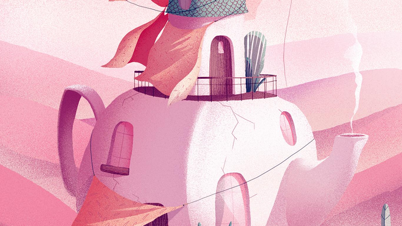 wallpaper-desktop-laptop-mac-macbook-ay98-happyland-pink-illustration-art-red-orange