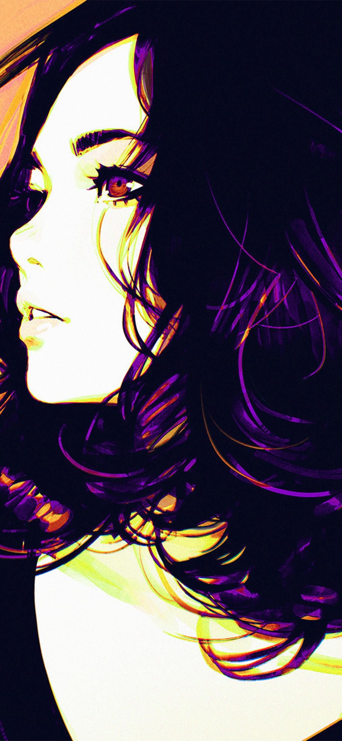 iPhonexpapers.com-Apple-iPhone-wallpaper-az00-ilya-kuvshinov-lady-girl-illustration-art