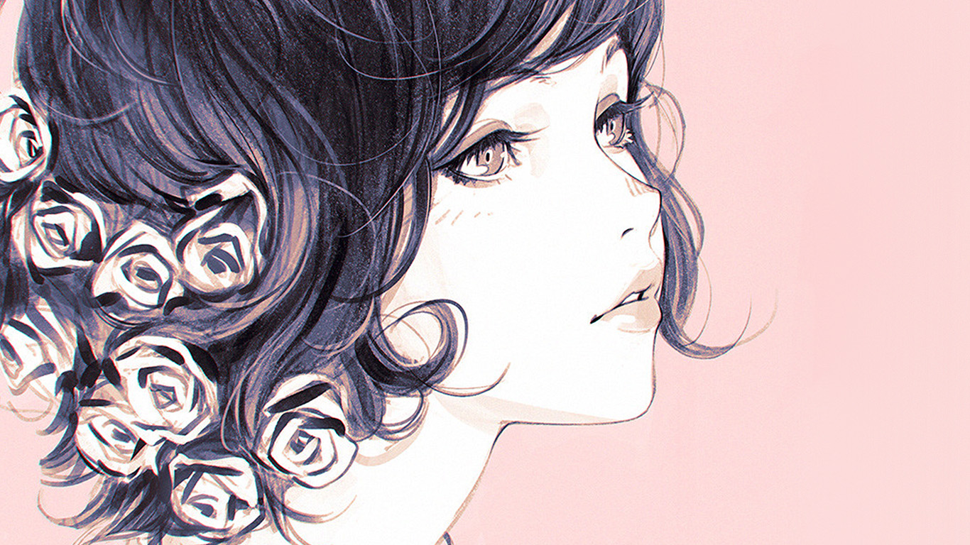 desktop-wallpaper-laptop-mac-macbook-air-az01-girl-flower-lady-pink-ilya-kuvshinov-illustration-art-wallpaper