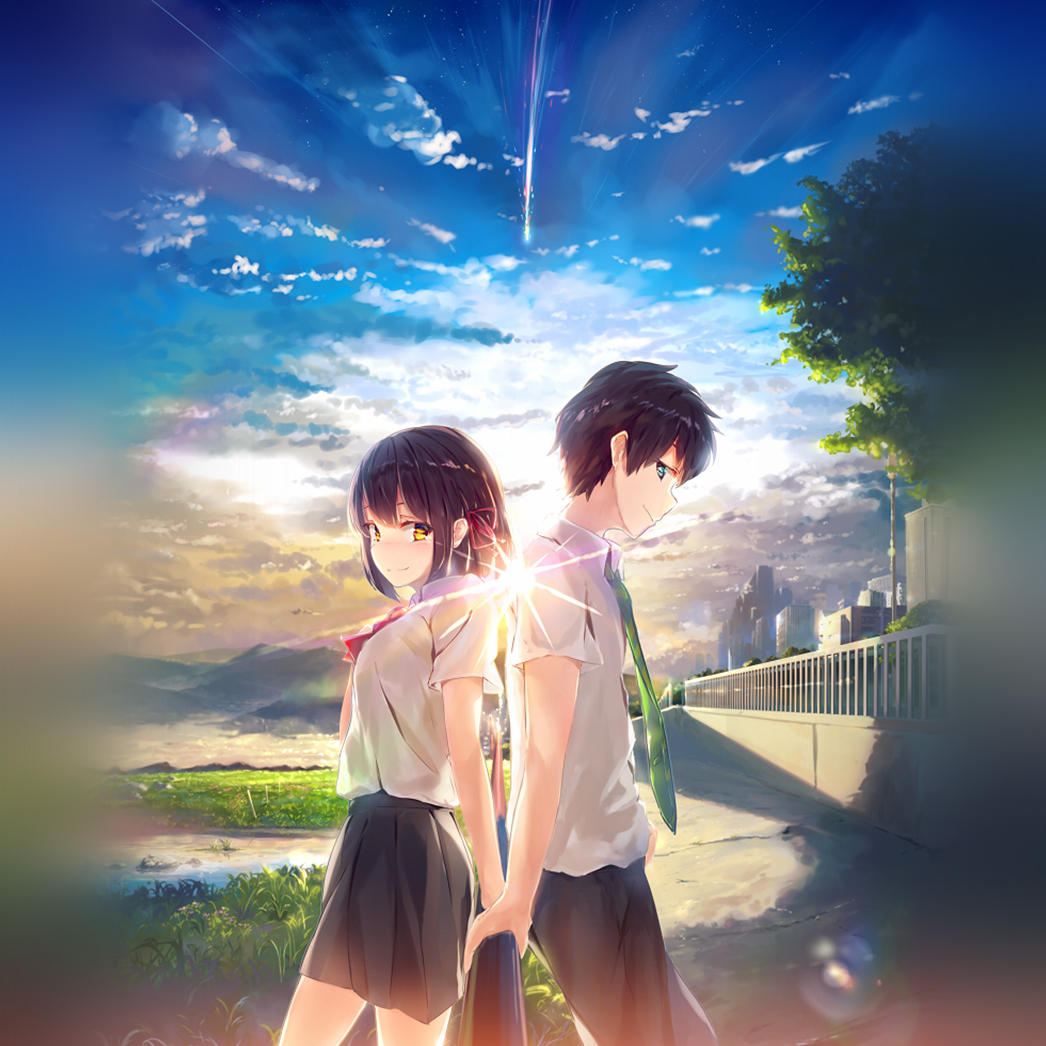Image Result For Your Name Anime Wallpaper Android