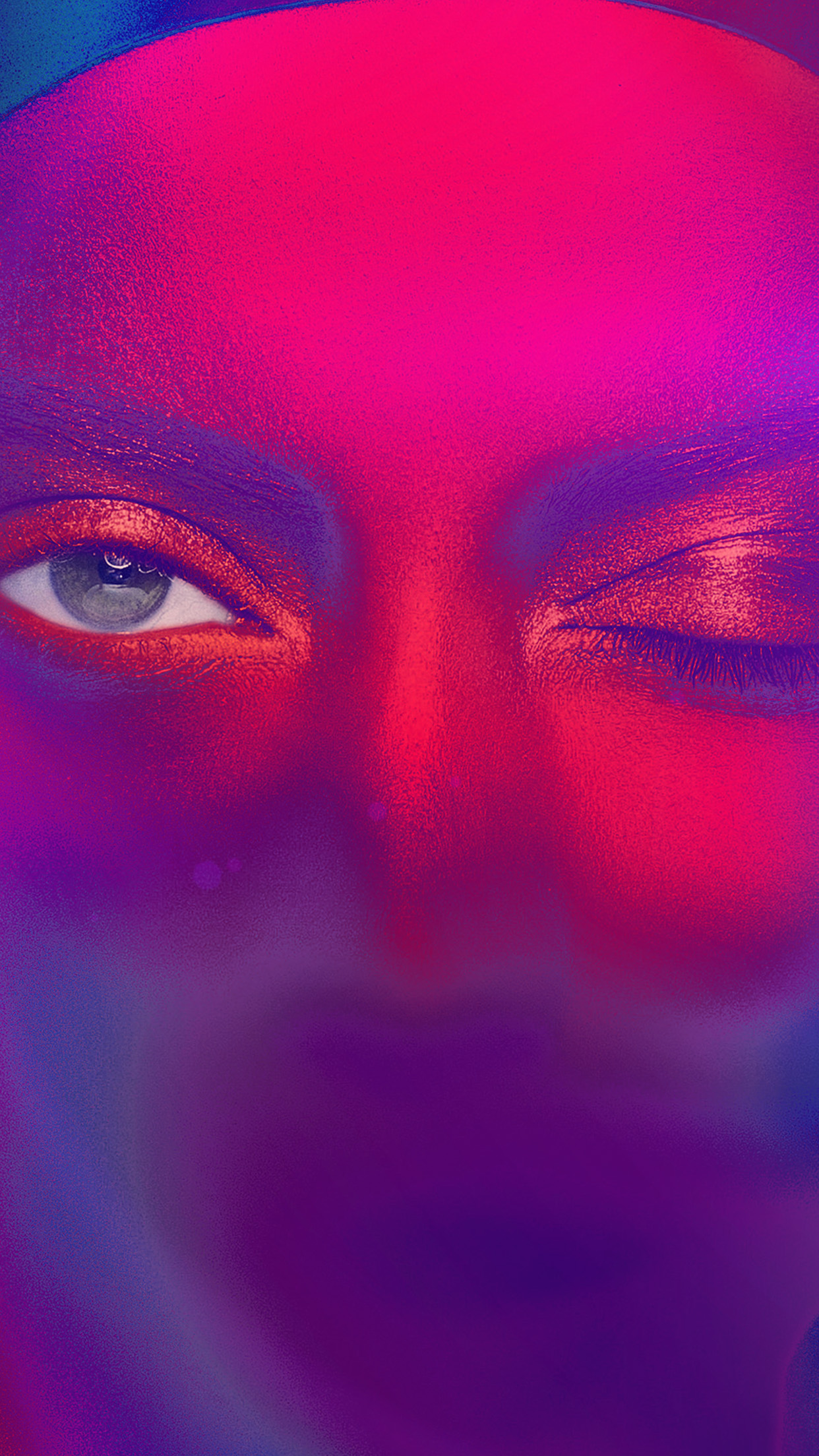 az20-eye-rainbow-color-illustration-art-flare-wallpaper