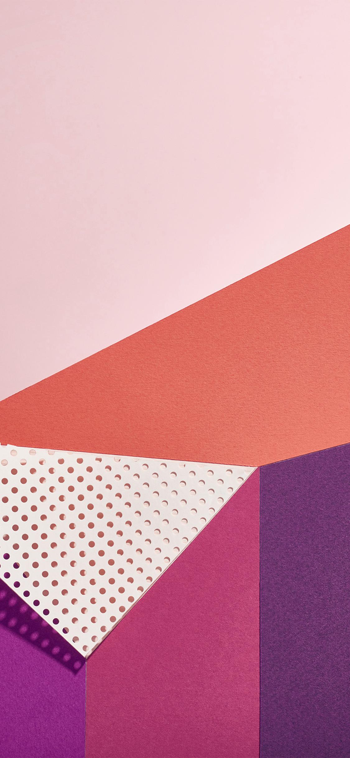 iPhonexpapers.com-Apple-iPhone-wallpaper-az22-paper-clip-illustration-art-red
