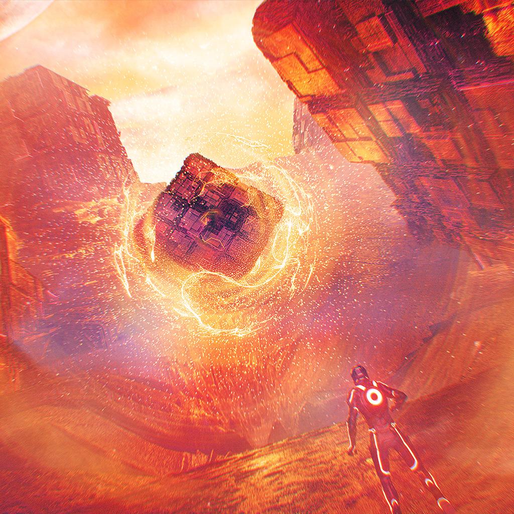 android-wallpaper-az27-energy-art-red-illustration-art-orange-wallpaper