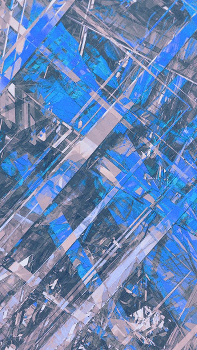 freeios8.com-iphone-4-5-6-plus-ipad-ios8-az32-blue-atelier-olschinsky-illustration-art