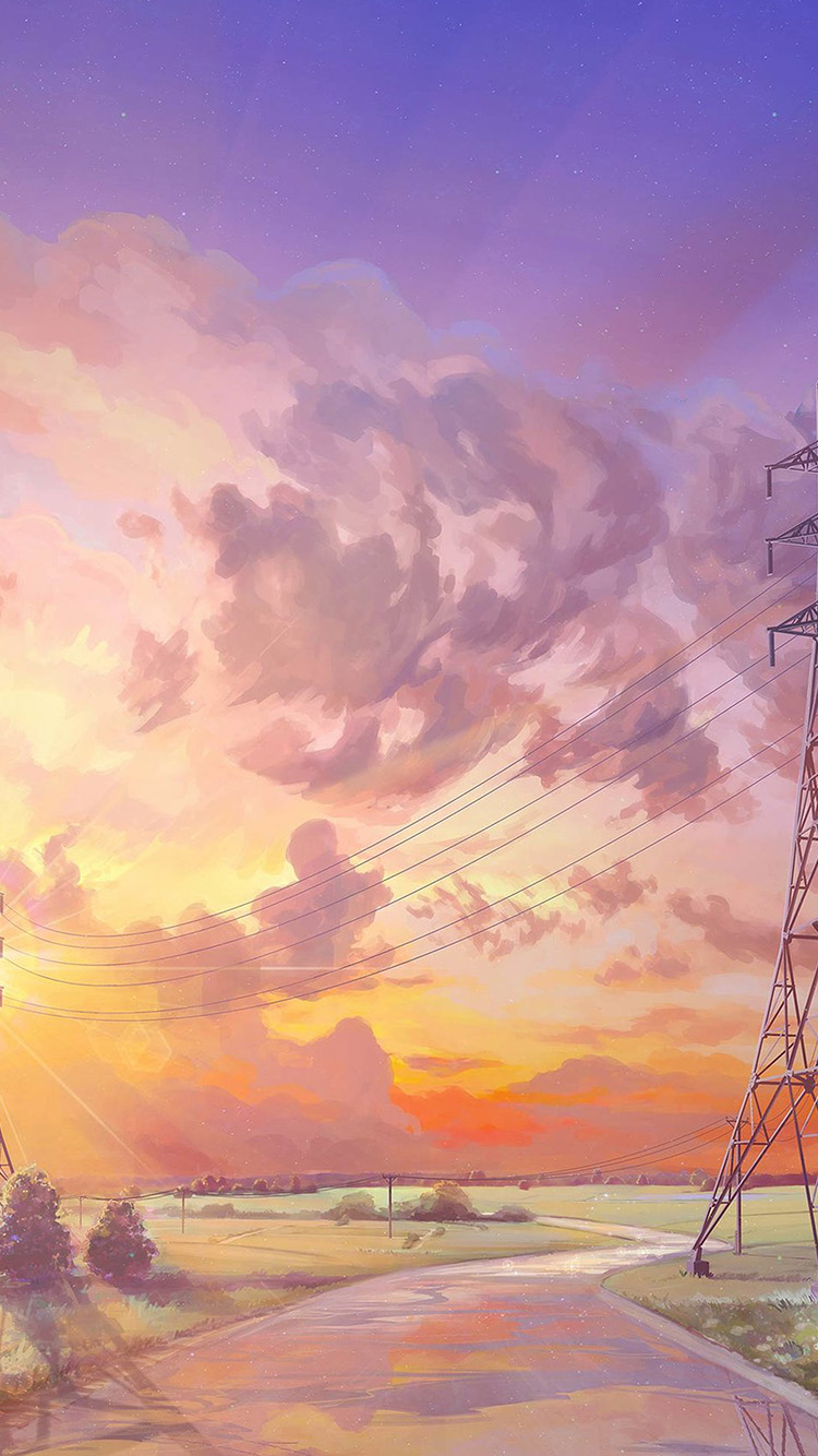 iPhone6papers.co-Apple-iPhone-6-iphone6-plus-wallpaper-az41-arseniy-chebynkin-sunset-illustration-art