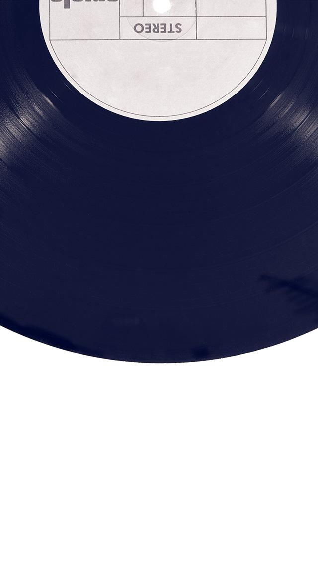 freeios8.com-iphone-4-5-6-plus-ipad-ios8-az47-record-black-simple-minimal-illustration-art-blue