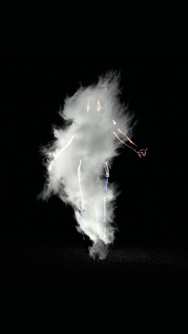 freeios8.com-iphone-4-5-6-plus-ipad-ios8-az49-man-dark-smoke-illustration-art-black