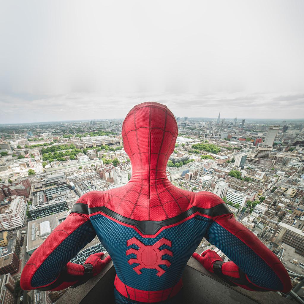 wallpaper-az55-spiderman-hero-marvel-illustration-art-wallpaper
