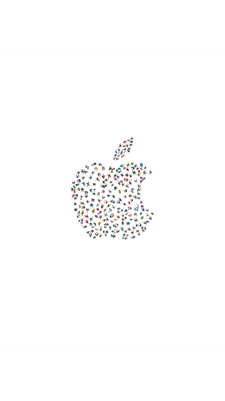 iPhonepapers.com-Apple-iPhone-wallpaper-az72-wwdc-apple-logo-white-minimal-illustration-art