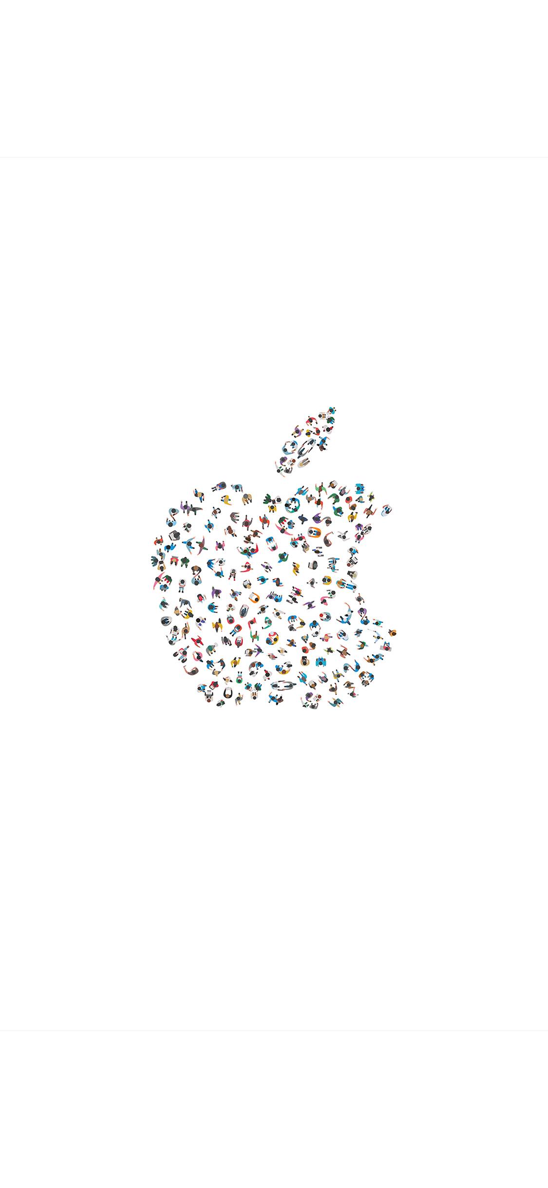 iPhoneXpapers.com-Apple-iPhone-wallpaper-az72-wwdc-apple-logo-white-minimal-illustration-art
