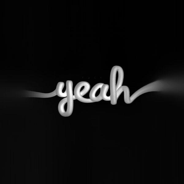 iPapers.co-Apple-iPhone-iPad-Macbook-iMac-wallpaper-az86-fuck-yeah-bw-dark-calligraphy-illustration-art-wallpaper