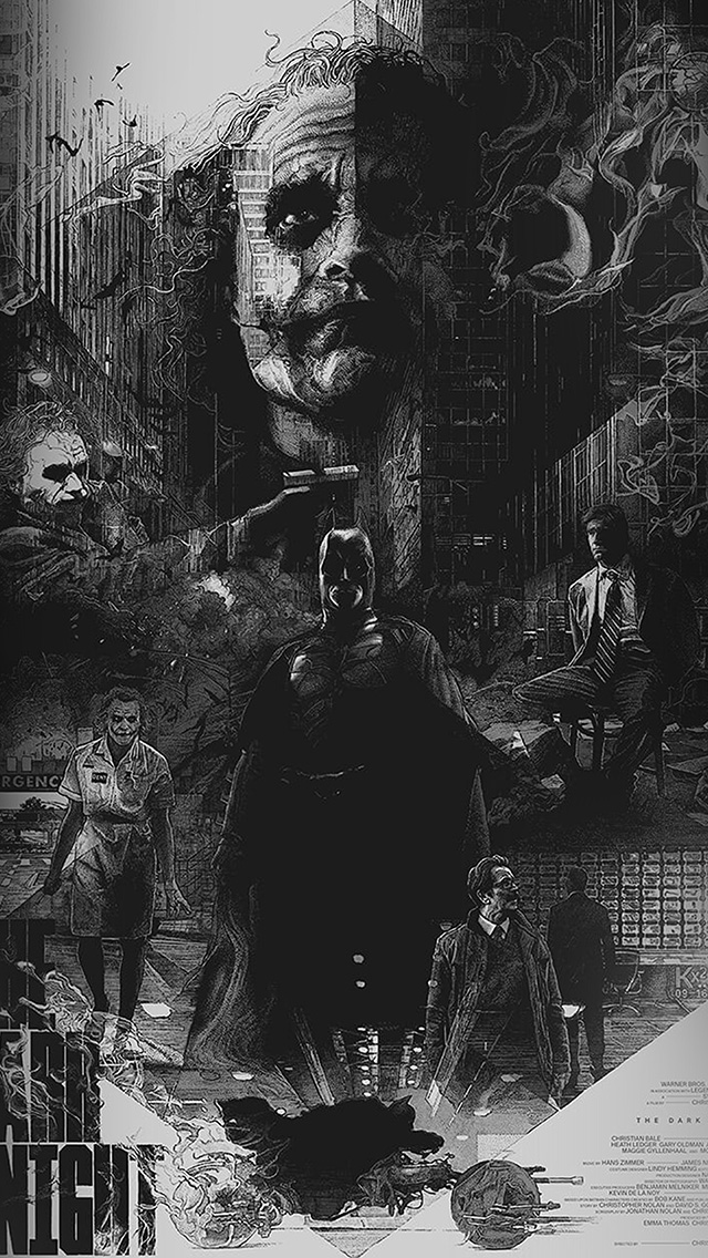 freeios8.com-iphone-4-5-6-plus-ipad-ios8-az95-joker-batman-poster-film-hero-illustration-art