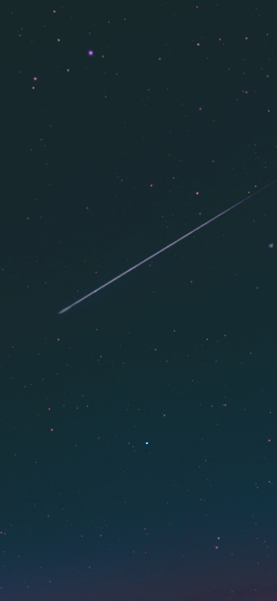 iPhonexpapers.com-Apple-iPhone-wallpaper-ba10-sky-night-star-illustration-art-blue