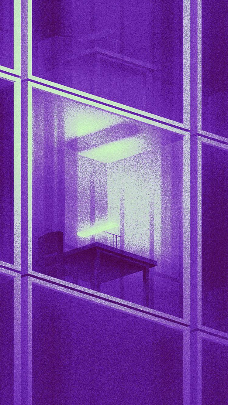 Papers.co-iPhone5-iphone6-plus-wallpaper-ba41-building-purple-dot-illustration-art