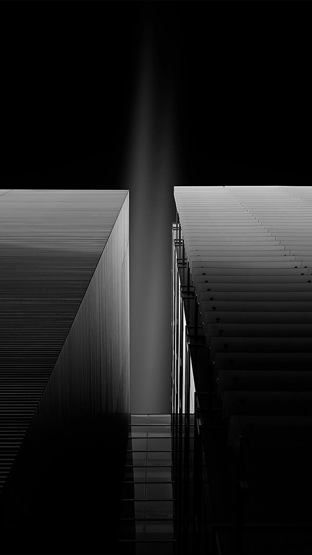 freeios8.com-iphone-4-5-6-plus-ipad-ios8-ba42-dark-bw-black-building-illustration-art