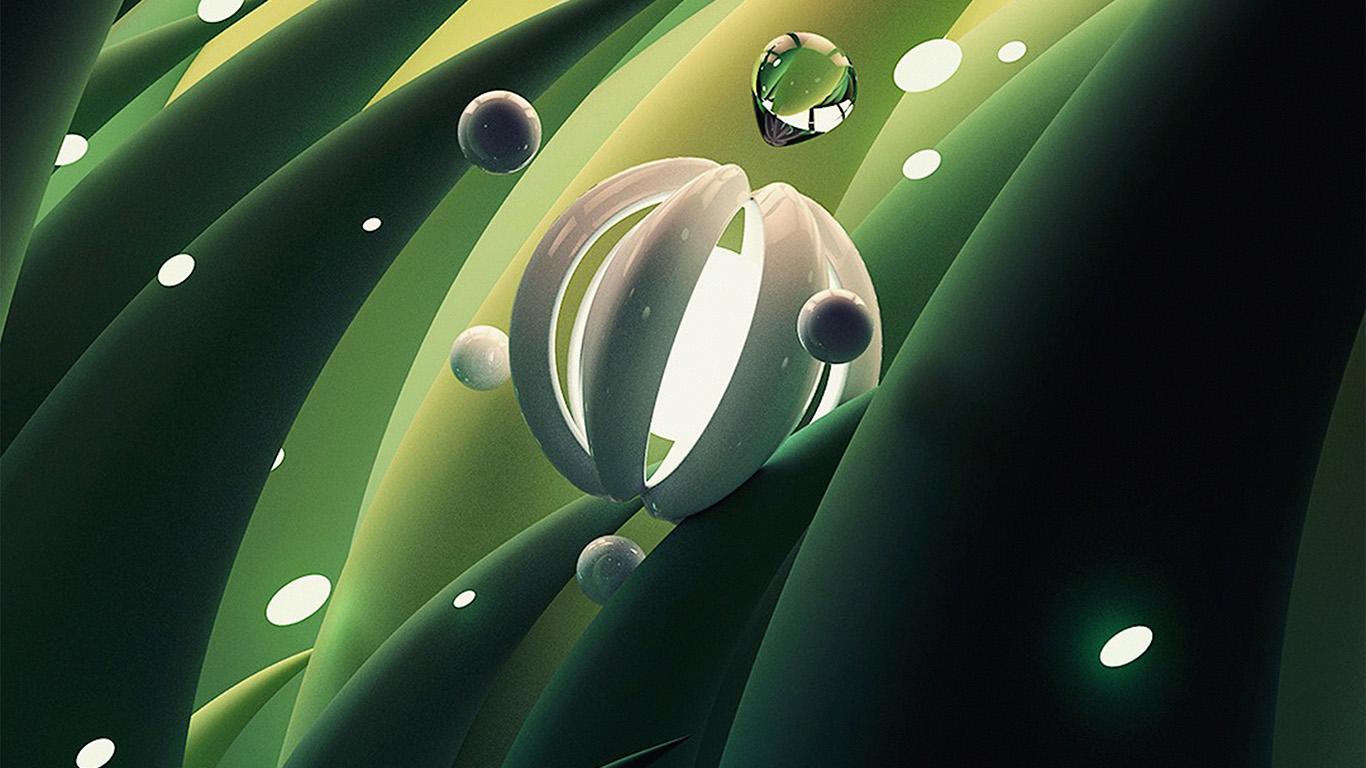 wallpaper-desktop-laptop-mac-macbook-ba49-nature-digital-green-leaf-illustration-art