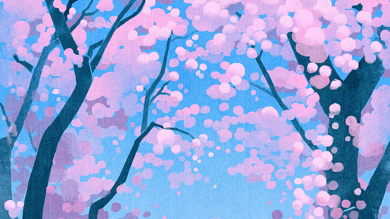 Papers Co Desktop Wallpaper Ba58 Cute Siba Dog Animal Spring