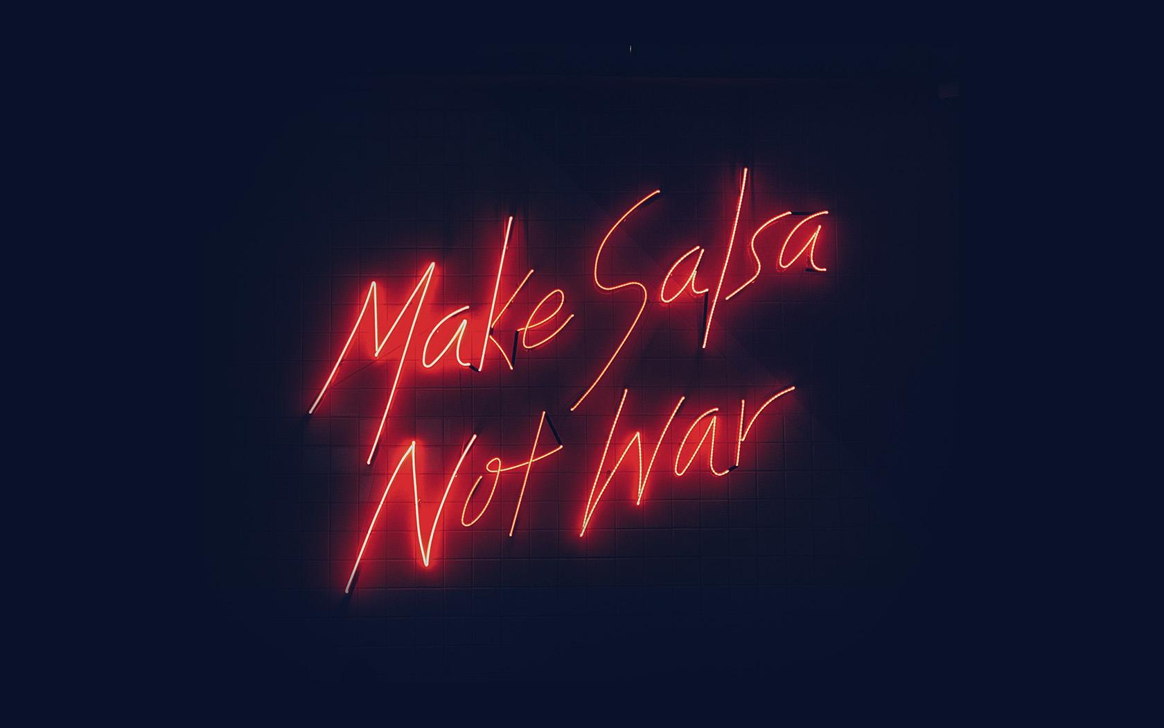 wallpaper for desktop, laptop | ba72-make-salsa-not-war ...