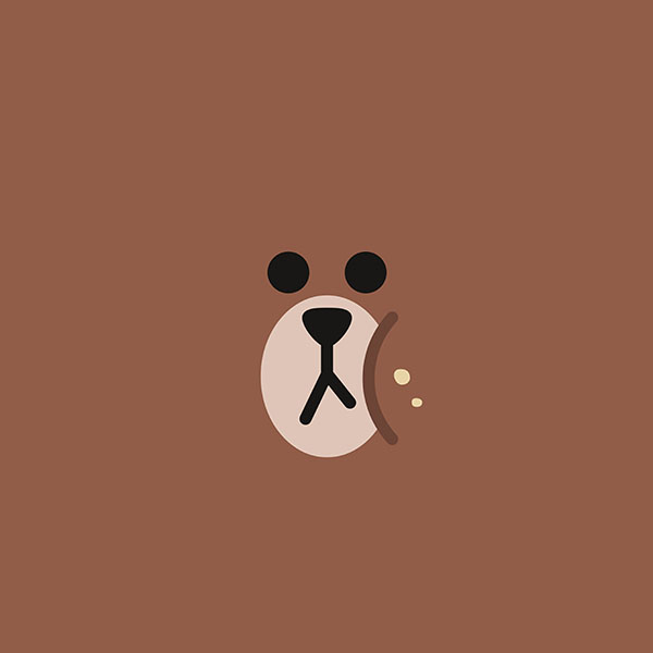 iPapers.co-Apple-iPhone-iPad-Macbook-iMac-wallpaper-ba78-line-chractor-cute-brown-illustration-art-wallpaper