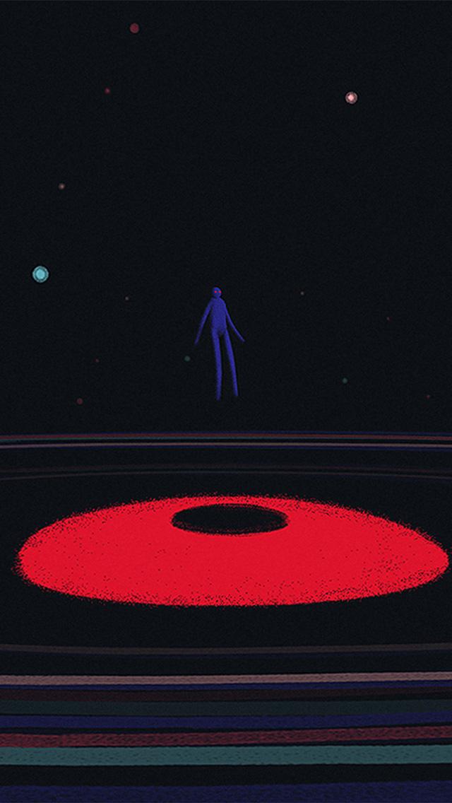 freeios8.com-iphone-4-5-6-plus-ipad-ios8-ba89-space-and-me-dark-illustration-art