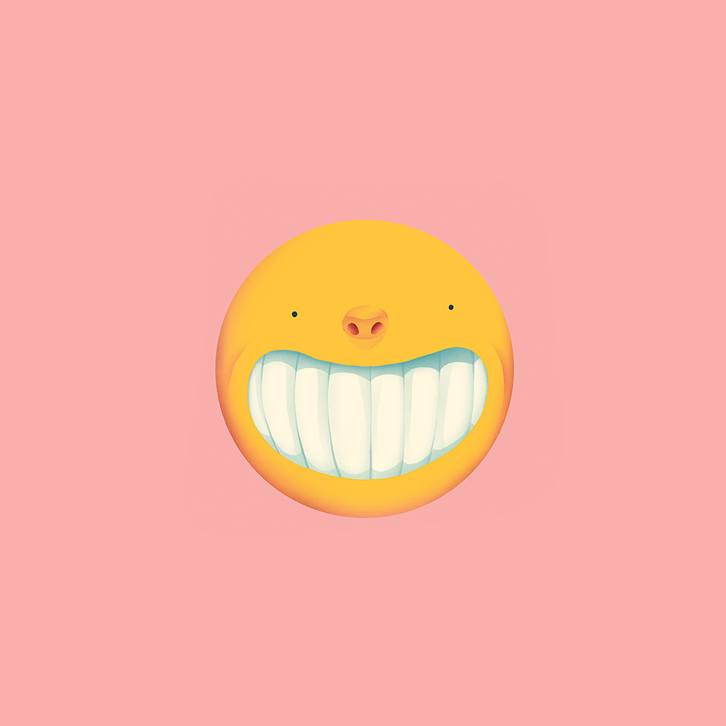android-wallpaper-ba94-smile-love-pink-cute-illustration-art-wallpaper