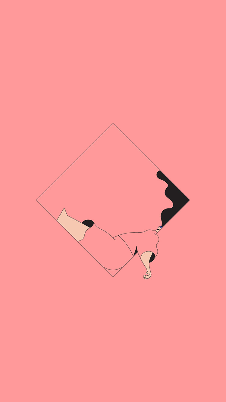 Papers.co-iPhone5-iphone6-plus-wallpaper-bb08-minimal-drawing-pink-illustration-art
