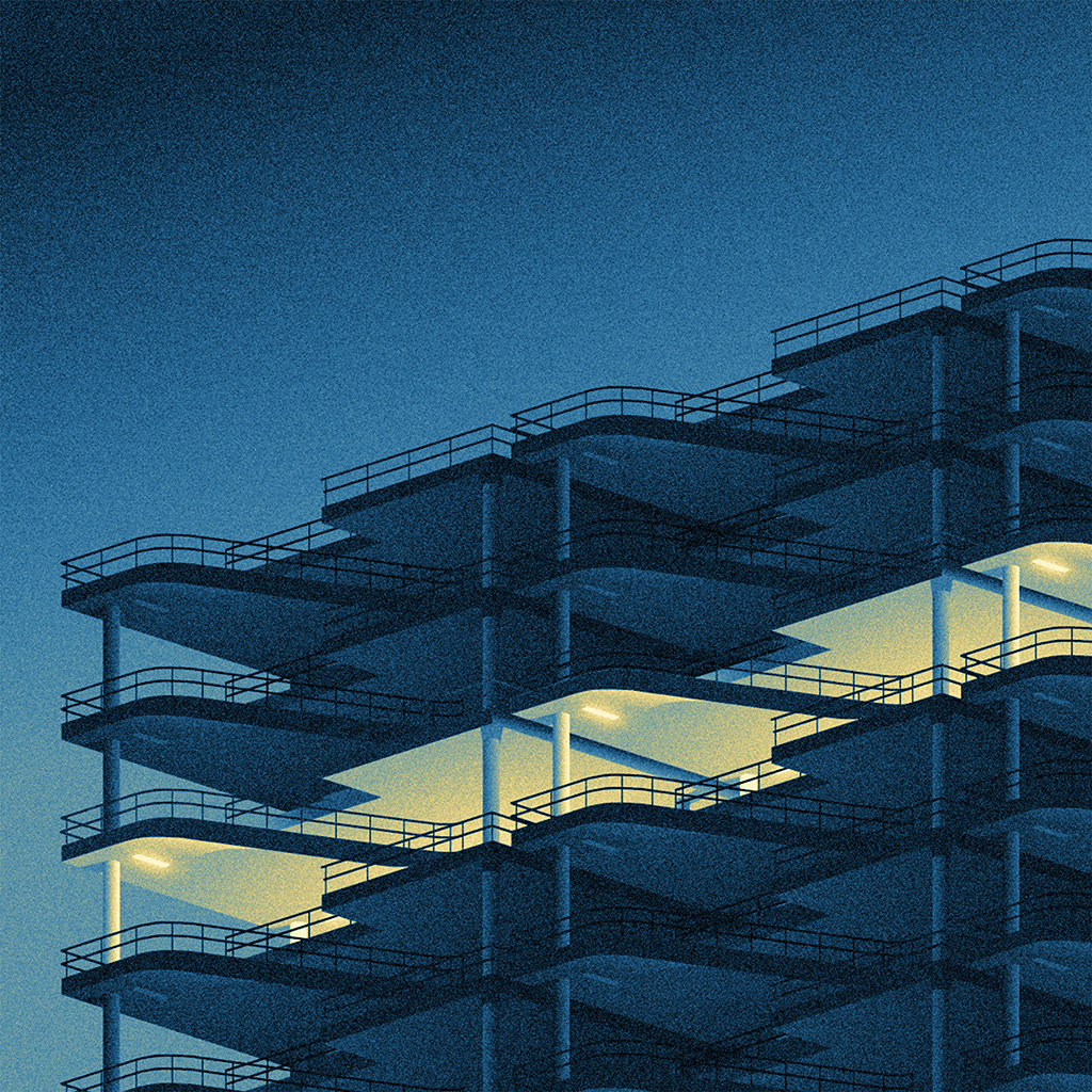 wallpaper-bb11-architecture-minimal-blue-illustration-art-wallpaper