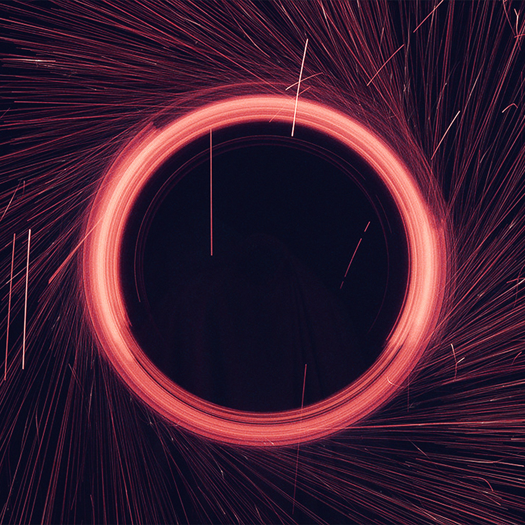android-wallpaper-bb25-circle-fire-illustration-art-red-wallpaper