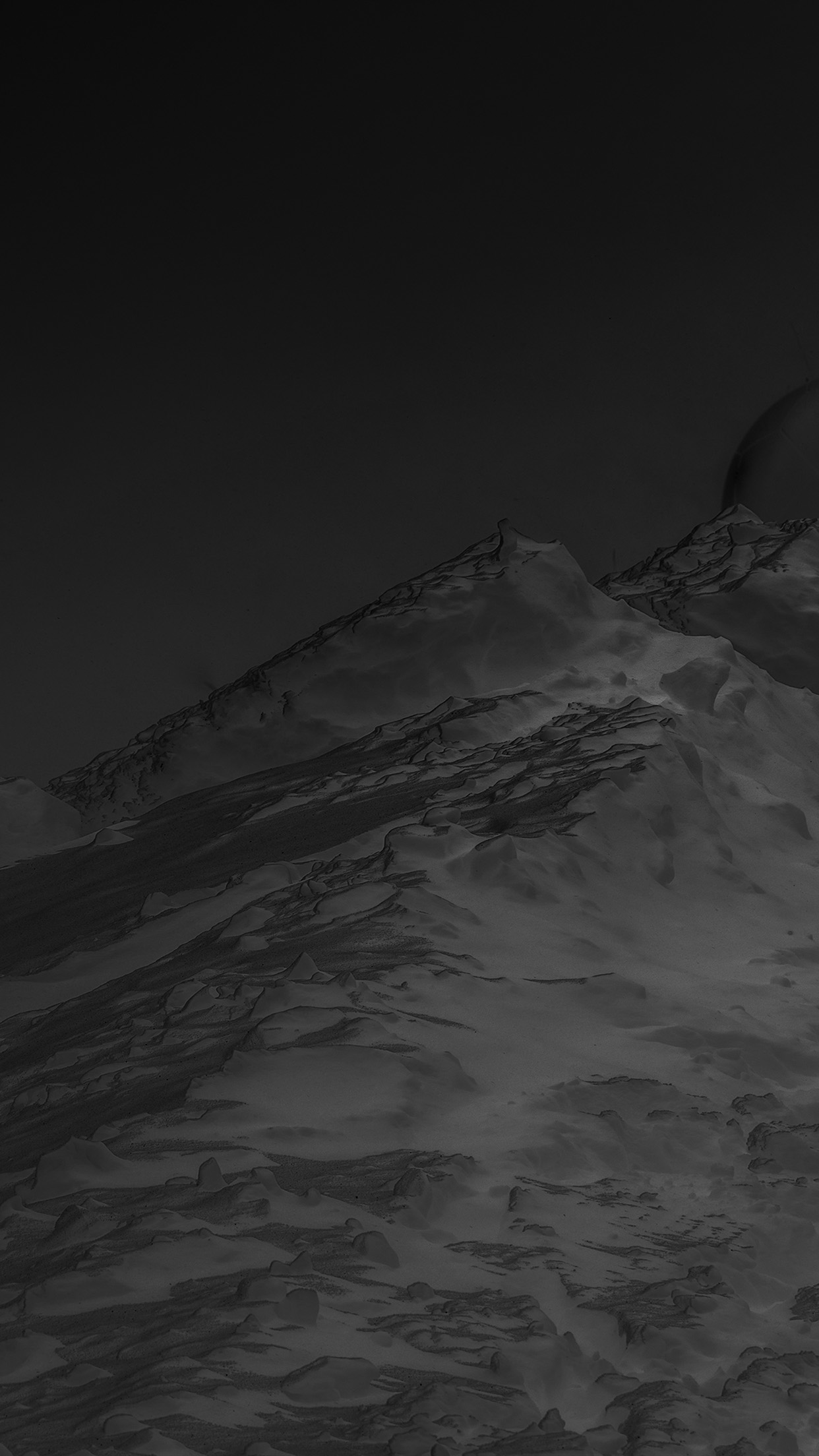 Iphone6papers Com Iphone 6 Wallpaper Bb30 Dark Mountain Bubble