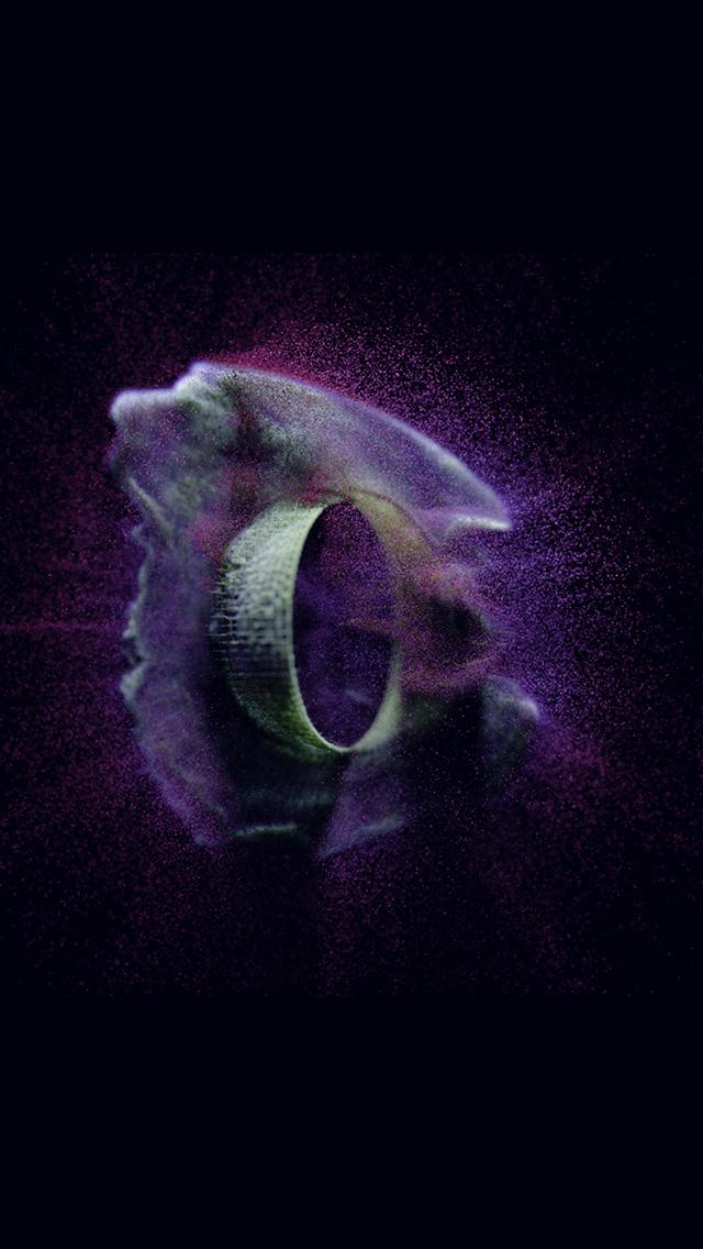freeios8.com-iphone-4-5-6-plus-ipad-ios8-bb35-digital-dark-illustration-art-purple
