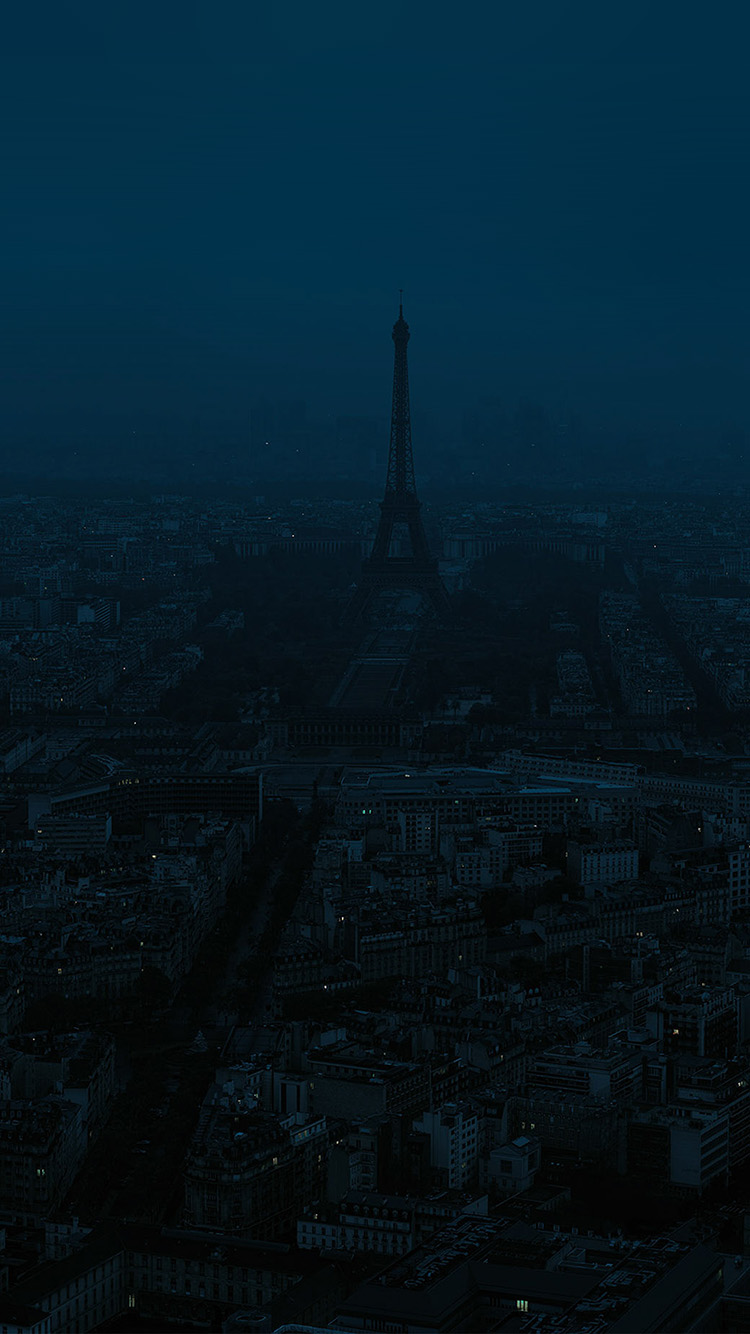iPhone6papers.co-Apple-iPhone-6-iphone6-plus-wallpaper-bb42-paris-dark-blue-city-illustration-art