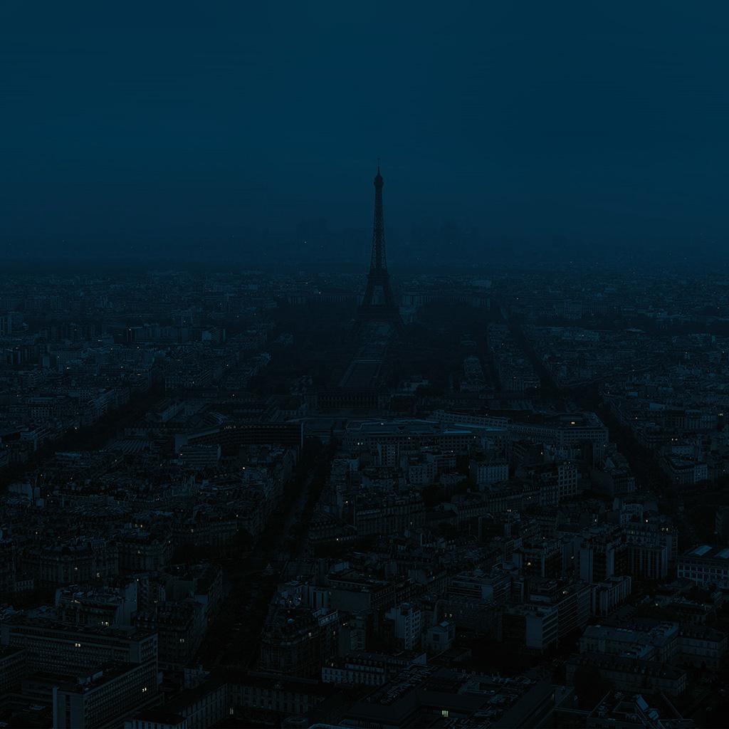 wallpaper-bb42-paris-dark-blue-city-illustration-art-wallpaper