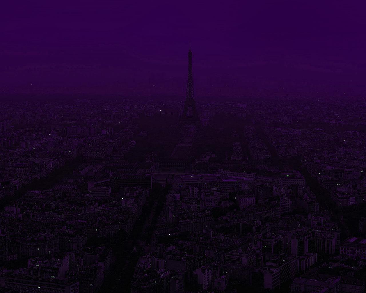 wallpaper for desktop, laptop | bb43-paris-dark-purple ...